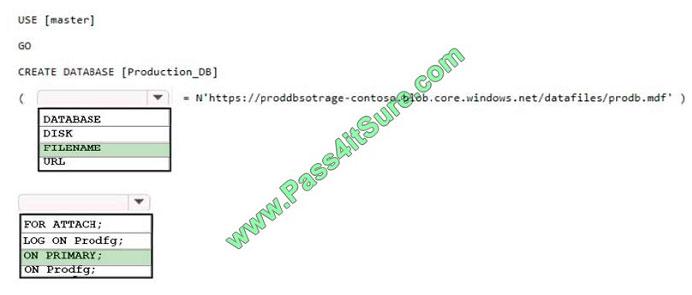 pass4itsure 70-765 exam question q8-1
