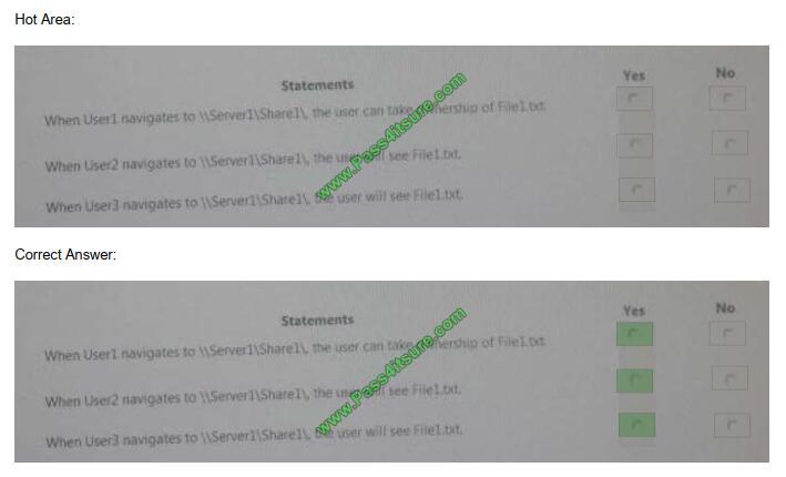 Easyhometraining 70-743 exam questions-q3-4
