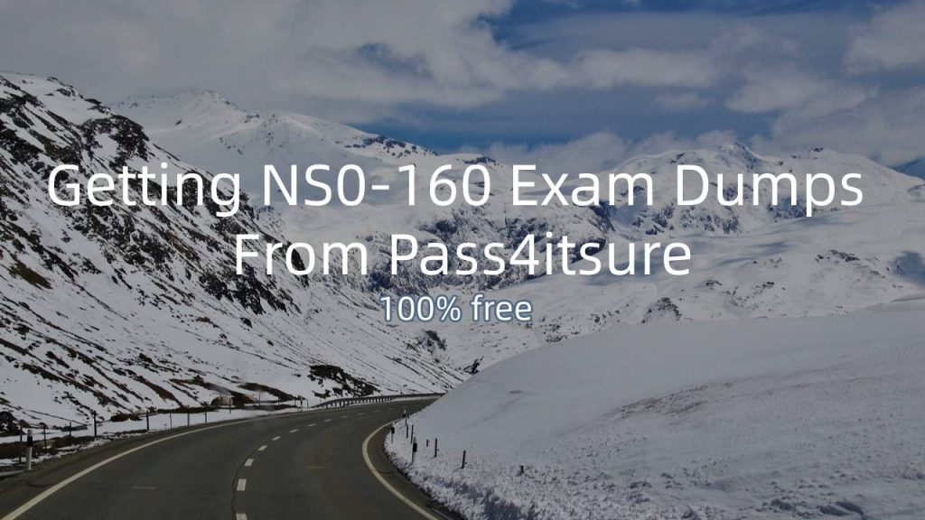 NS0-160 dumps free